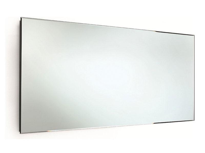 cristal espejo plata de forma rectangular